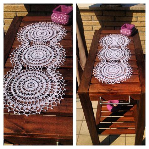 Pattern Crochet Table Runner | 32 free crochet table runner patterns guide patterns