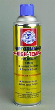 Oem Auto Upholstery 15 Oz High Temp Performance Glue Auto Headliner Trim