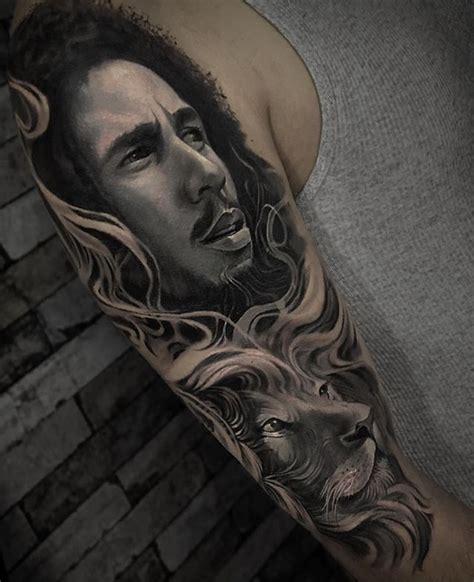 bob marley tattoos best 20 bob marley tattoos ideas on