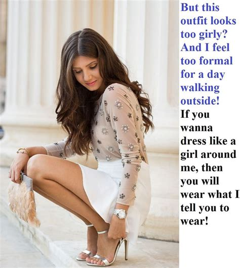 mother sissy cuckquean caption 170 best images about im really a chick on pinterest