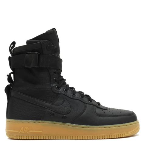 nike air one high lifestyle black casual shoes buy