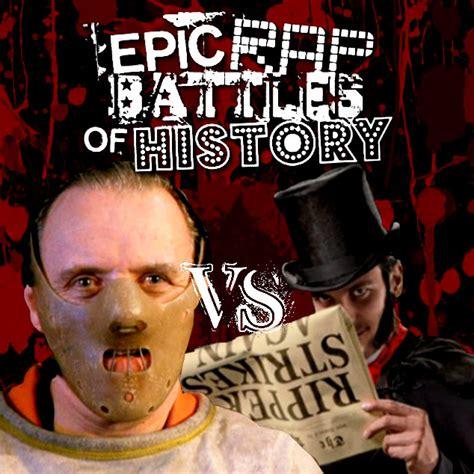 jack the ripper vs hannibal lecter epic rap battles of history season covers epic rap battles of history wiki