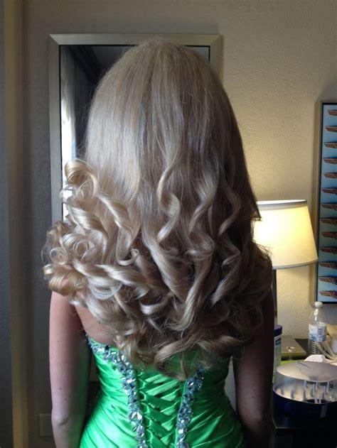 pageant curls hair cruellers versus curling iron 461 best hair 2 images on pinterest curls blonde hair