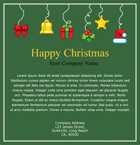 Happy Holidays Email Templates by Email Templates Happy Holidays Email Templates Happy