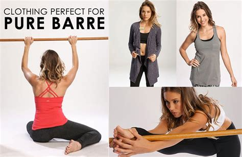 Pure Barre Gift Card - a must watch for all our pure barre and ballet lovers