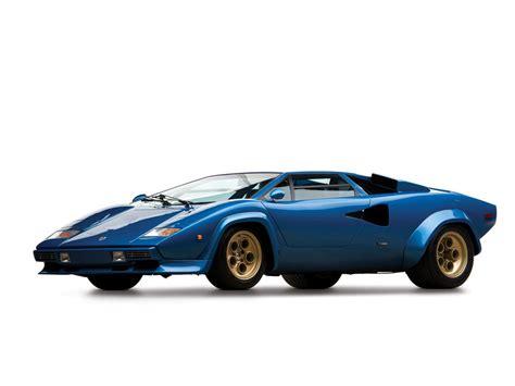 Lamborghini Countach Prices The Lamborghini Countach Had The Highest Price Increase In