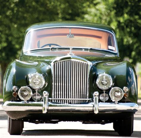 vintage bentley grill 1000 images about 1951 to 1959 carz on sedans