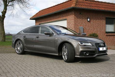 Audi 313 Ps Diesel by Audi A7 Sg310312f Erste Pers 246 Nliche Erfahrungen Mit