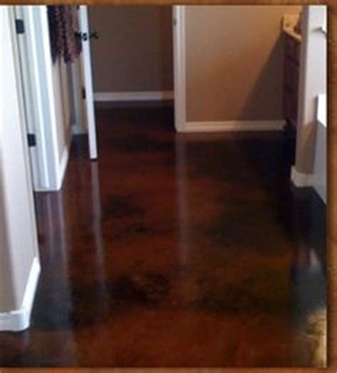 stained concrete bathroom floor acid stained concrete on pinterest acid stained concrete stained concrete and