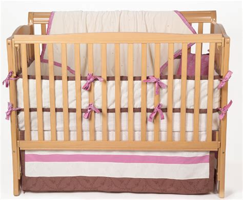 Organic Crib Sets by Blynken Organic Crib Bedding Set