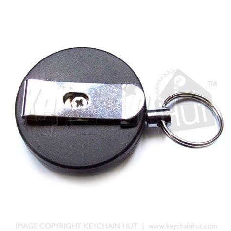 key fob belt clip retractable belt clip keychain