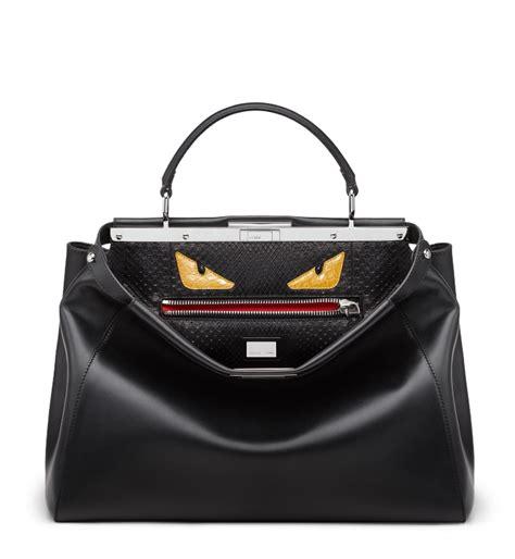 A Close Look at Fendi Peekaboo Bag Interior Designs and ...
