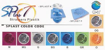 Floor Strainer Pvc Saringan Air Got Di Kamar Mandi Wc suryatama the home accessories store strainer a ir by aer