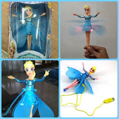 Flying Frozen Elsa Terbang jual elsa terbang flying doll princess frozen kw uf uf