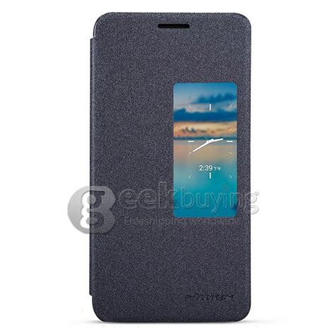 Nillkin Flip Sparkle Leather Huawei Honor 6 Plus huawei honor 6 nillkin sparkle leather flip leather cover
