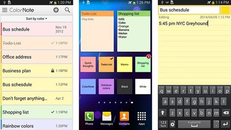best memo app for android 10 best note taking apps for android