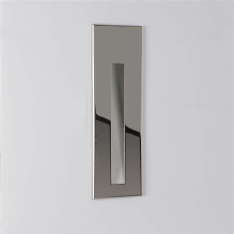Bathroom Recessed Wall Lights Astro Borgo 55 Bathroom Recessed 3w Led Low Level Wall