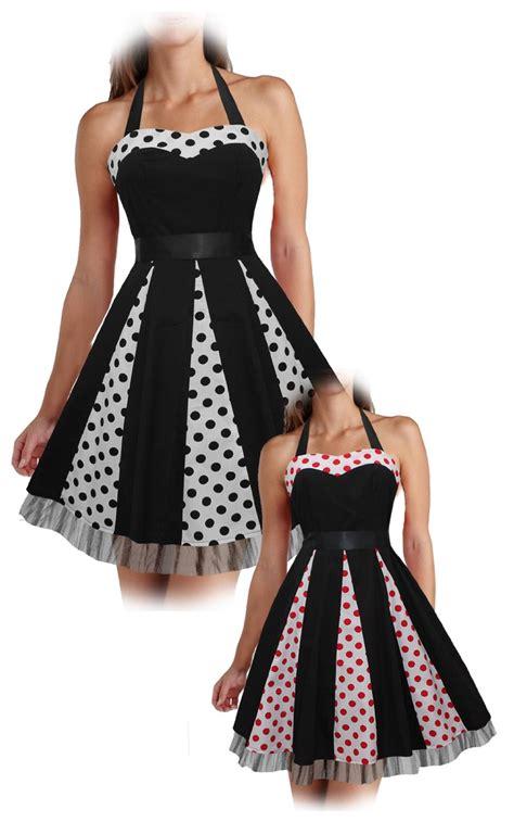 buy swing dress aliexpress com buy free shipping vintage 50 s halter