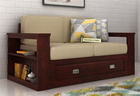 two seater sofa with storage 2 seater sofa buy two seater sofa online upto 60 off