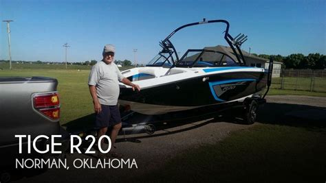canceled tige r20 boat in norman ok 113380 - Tige Boats Oklahoma
