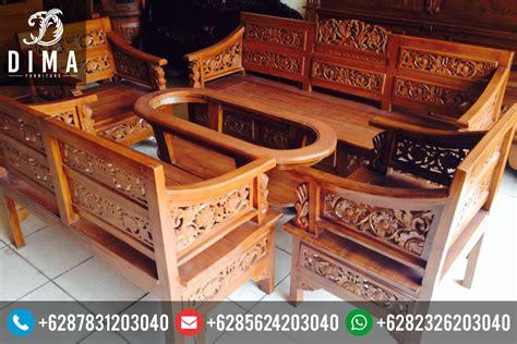 Kursi Tamu Jati Jepara Terbaru kursi kayu jepara terbaru berbagai macam furnitur kayu