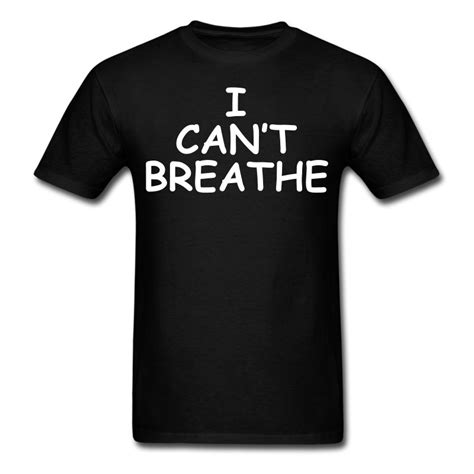 Kaos T Shirt Lebron I Can T Breathe i can t breathe lebron shirt t shirt spreadshirt