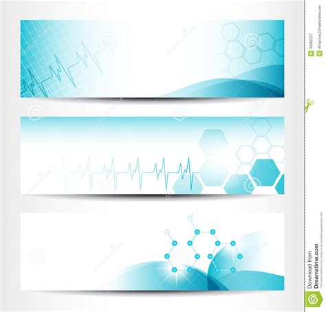 medical banner template image collections templates