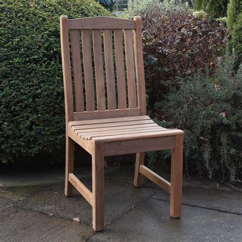 berkeley outdoor furniture teak berkeley diner chair woodberry