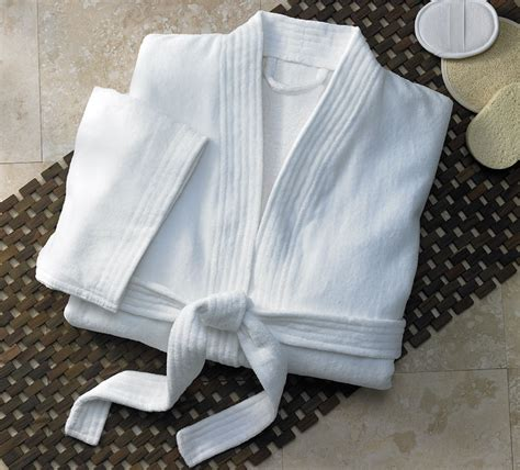 Shower Curtain And Bath Mat Set terry kimono robe hilton to home hotel collection