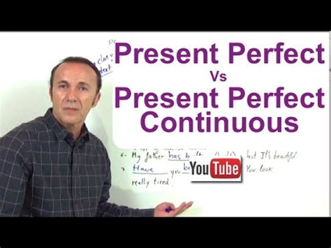 pattern present perfect continuous ingl 201 s present perfect simple vs present perfect