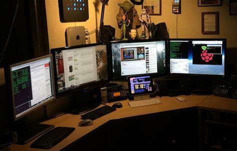 mac setup  desk   security tester