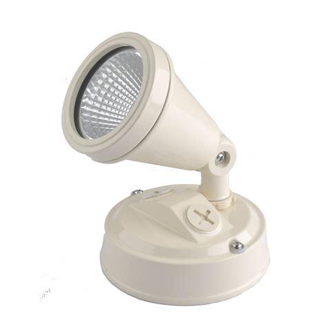 Outdoor Led Spot Lights 6 Watt Led Single Spotlight No Sensor Outdoor Led Lighting Specials