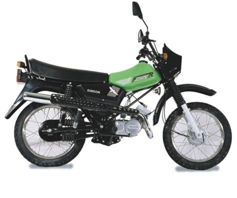 Motorrad 50 Ccm Hubraum by Simson Fighter 50 Technische Angaben Motor Zweitakt Otto