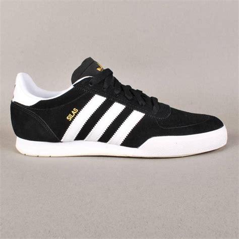 adidas white and black shoes adidas skateboarding adidas skateboarding silas slr skate