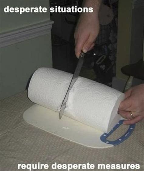 toilet paper funny desperate situations funny pictures