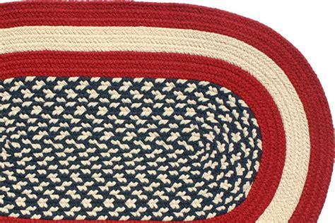 americana area rugs americana braided rug