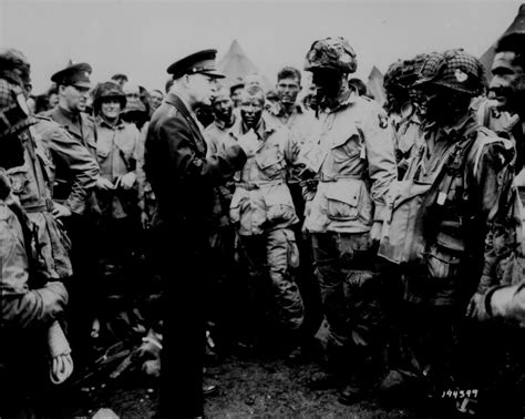 the day before s day general dwight d eisenhower on d day student handouts