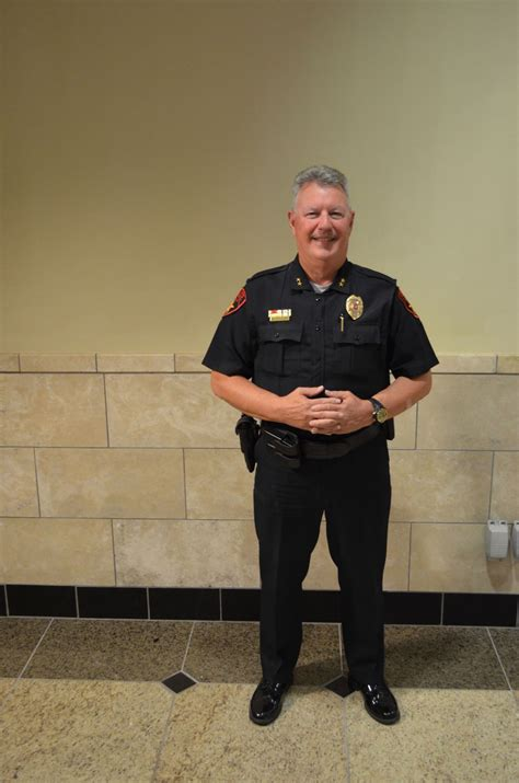 Lewisville Arrest Records Profile Lewisville Chief Russ Kerbow News Starlocalmedia