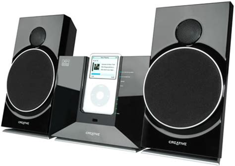 Creative X Fi I600 Now Ipod Compatible by Creative X Fi Sound System I600 For Ipod Fareastgizmos