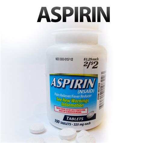 Nsaids Also Search For Aspirin Acetylsalicylic Acid