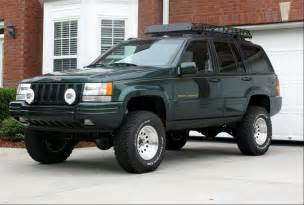 jeep lifted 97 jeep grand laredo