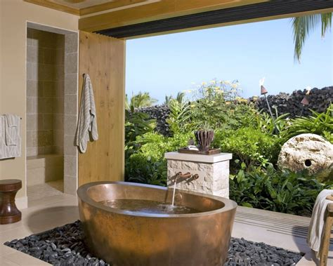 Bamboo In The Bathroom by 17 Bamboo Themed Bathrooms For Cozy Shower Experience