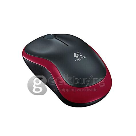 Mouse Wireless Logitech M185 Comfortable And Colourfu Diskon logitech m185 1000dpi 2 4ghz wireless mouse for pc notebook