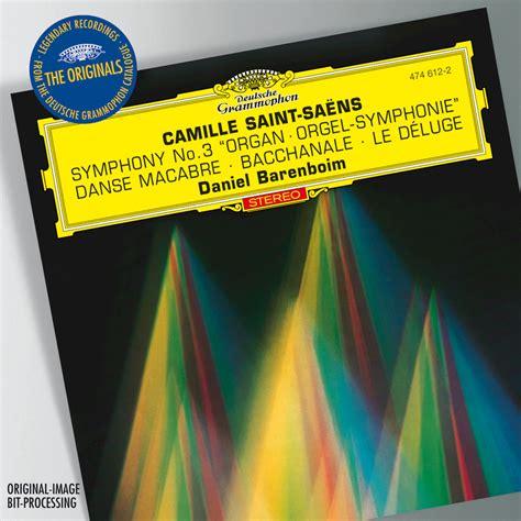 camille saint saëns danse macabre flac chicago symphony orchestra orchestre de paris daniel