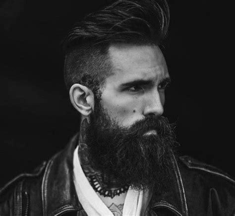beard length hair length beard length hair length medium length mens hairstyles
