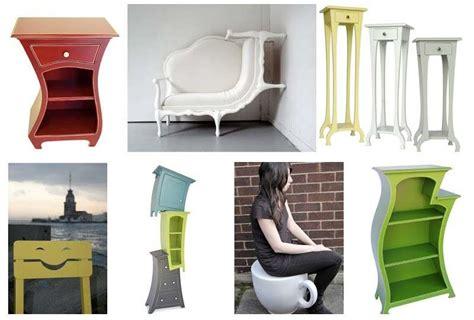 comodini strani mobili strani per la casa foto nanopress donna