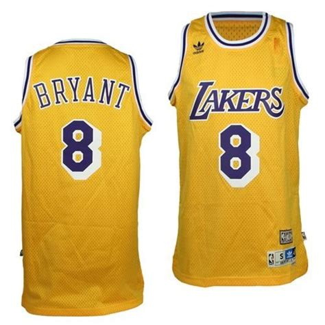 Jual Jersey Basket Lakers by Bryant Jersey Los Angeles Lakers 8 Yellow