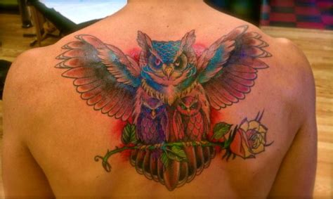 love hate tattoo rochester ny hey y owls