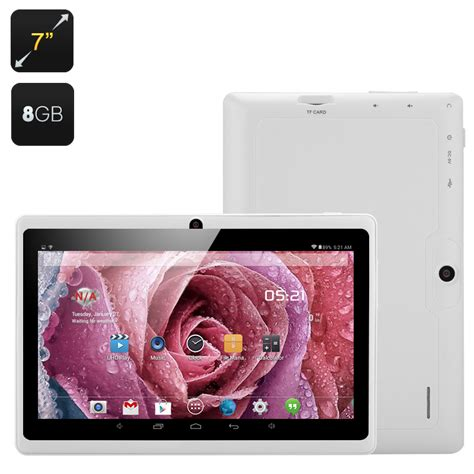 7in android tablet 7 inch android tablet android 4 4 allwinner a33 cpu cts systems