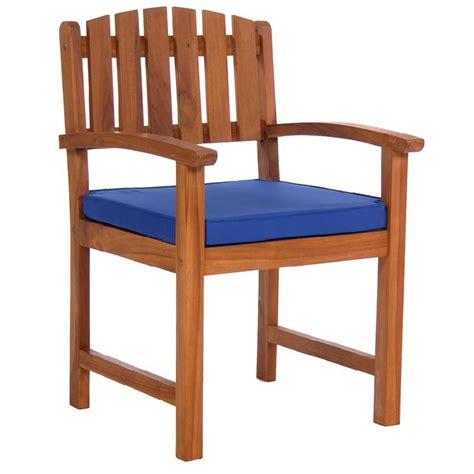 Dining Chairs With Cushions Adirondack Chairs And Cushions Teak Dining Chair Cushion
